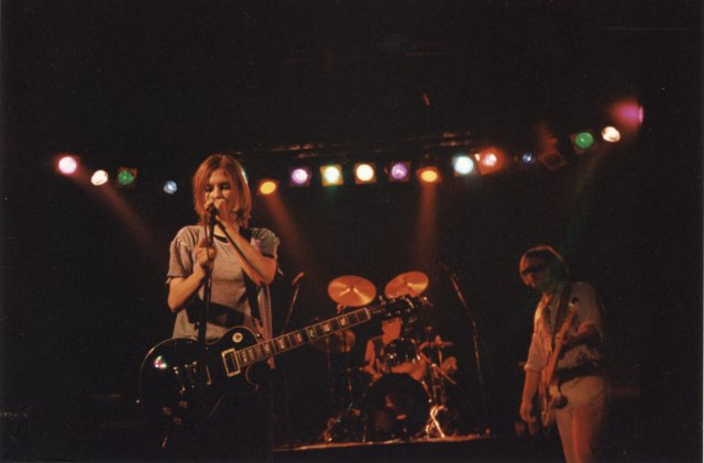 Juliana Hatfield, Todd Philips, Dean Fisher