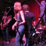 Joe Keefe, Juliana Hatfield, Ed Valauskas, Pete Caldes