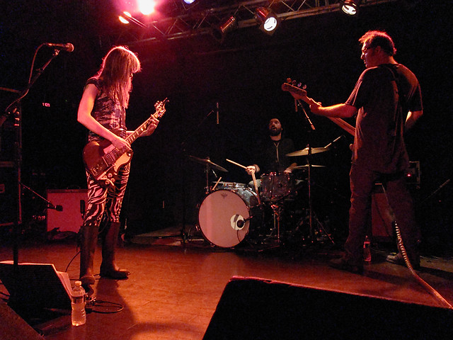 Juliana Hatfield, Pete Caldes, Ed Valauskas