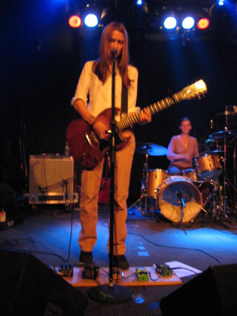 Juliana Hatfield, Freda Love